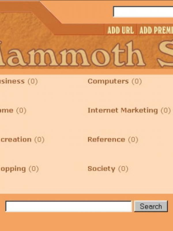 Mammoth Search