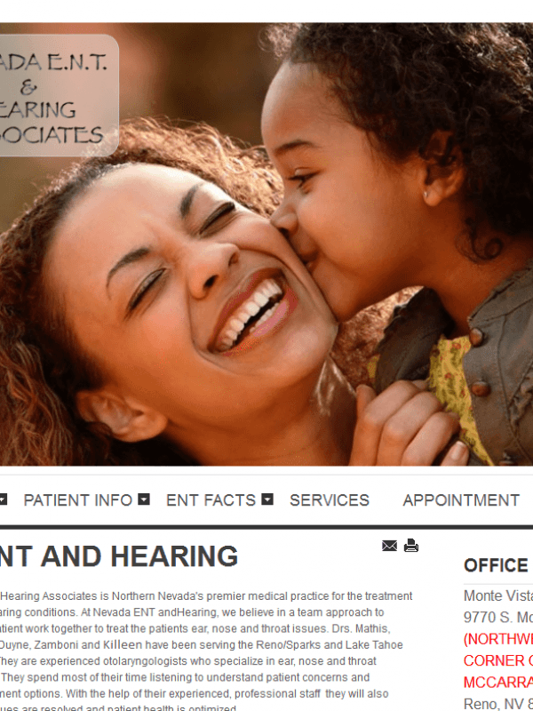 Nevada ENT and Hearing Associates